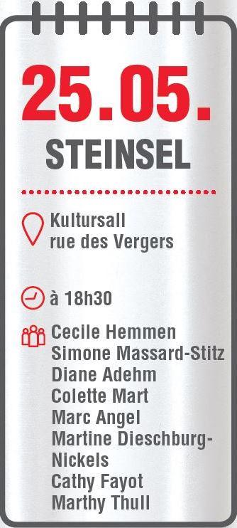 Steinsel 1
