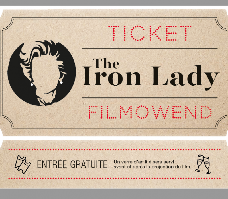 IRON LADY KINO 5